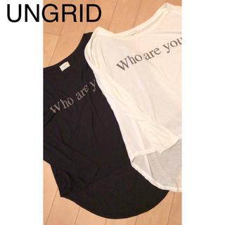アングリッド(Ungrid)のUNGRID(Tシャツ(長袖/七分))