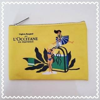 L'OCCITANE - ロクシタン ノベルティ ③ ポーチ