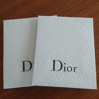 ディオール(Dior)のDior ディオール ショップ袋 紙袋 ショッパー(ショップ袋)