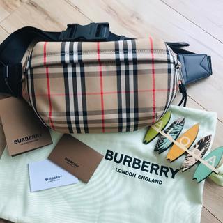 BURBERRY - 新品 タグ付き バーバリー ボディーバッグ ショルダーバッグ