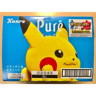 ポケモン - ピュレグミ ピカチュウ 1箱(6袋) 第2弾【送料無料】
