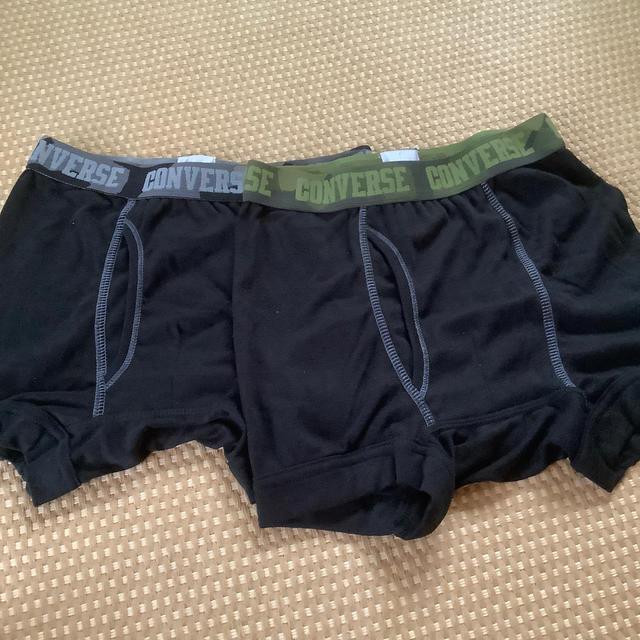CONVERSE(コンバース)の未使用 コンバース 下着  キッズ/ベビー/マタニティのキッズ服男の子用(90cm~)(下着)の商品写真
