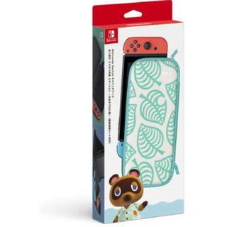 ニンテンドースイッチ(Nintendo Switch)のSwitchキャリングケース  あつまれ どうぶつの森 エディション(その他)