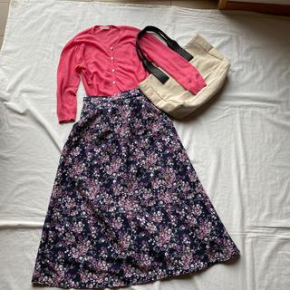 テチチ(Techichi)の【昨年購入3回着用】Techichi💓花柄スカート(ロングスカート)