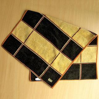 ダックス(DAKS)のDAKS ダックス シェニール織りのタオル バスタオル(タオル/バス用品)