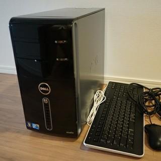 デル(DELL)の☆Dell STUDIO desktop 中古 光学ドライブ、HDD無し 美品☆(デスクトップ型PC)