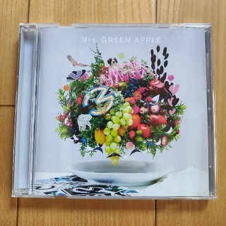 Mrs.GREEN APPLE 5 通常盤(ポップス/ロック(邦楽))