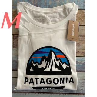 patagonia - ★新品タグ付き★ パタゴニア フィッツロイ・スコープ・オーガニック・Tシャツ