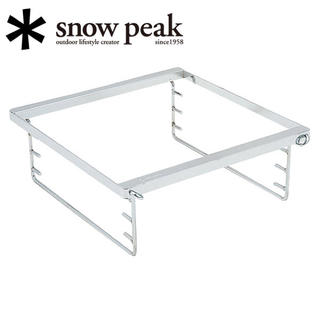 スノーピーク(Snow Peak)の▪️▪️▪️スノーピーク 焚火台用 グリルブリッジM 旧型 廃番品▪️▪️▪️(ストーブ/コンロ)