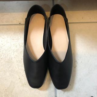 グレイル(GRL)のGRL ペタ靴(ローファー/革靴)