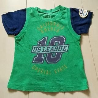 アパートメントマーケット(apartment market)のapartment market Tシャツ 110サイズ(Tシャツ/カットソー)