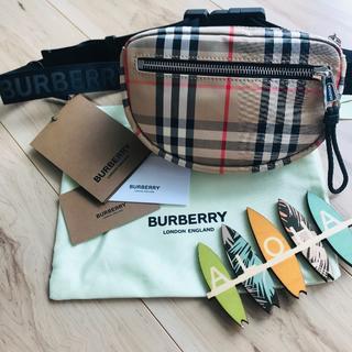 BURBERRY - 新品 タグ付き 2020ss バーバリー Burberry ボディーバッグ