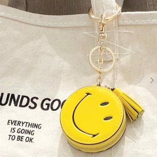 アパルトモンドゥーズィエムクラス(L'Appartement DEUXIEME CLASSE)のL'Appartement GOOD GRIEF Smile Compact(コインケース)