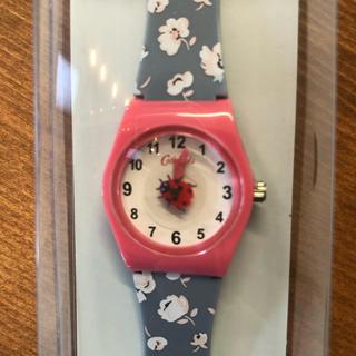 キャスキッドソン(Cath Kidston)の新品 キャスキッドソン キッズ用腕時計 てんとう虫(腕時計)