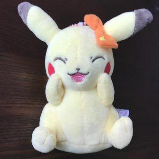 ポケモン - ピカチュウ ぬいぐるみ