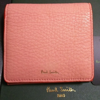 ポールスミス(Paul Smith)のポールスミス 二つ折り 財布 美品 特価(財布)