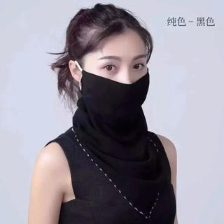 UNIQLO - 【最高品質】 フェイスマスク 妊婦 ウォーキング 日焼け止め スカーフ 運動 夏