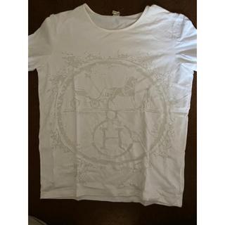 エルメス(Hermes)のHERMES 半袖 トップス Tシャツ(Tシャツ(半袖/袖なし))