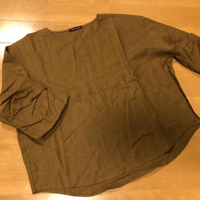 URBAN RESEARCH(アーバンリサーチ)のアーバンリサーチ ブラウス レディースのトップス(シャツ/ブラウス(半袖/袖なし))の商品写真