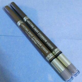 ケーパレット(K-Palette)の-パレット ラスティングツーウェイアイブロウリキッド2コセット(パウダーアイブロウ)