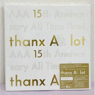 トリプルエー(AAA)の★☆まる様専用☆★ AAA 15th Anniversary CD(ポップス/ロック(邦楽))