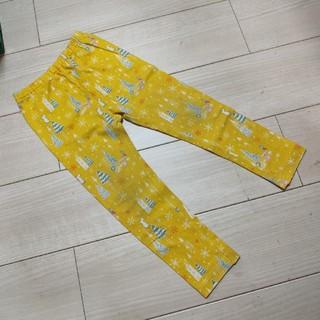 ユニクロ(UNIQLO)のUNIQLO ムーミンスパッツ 100cm(パンツ/スパッツ)