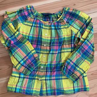 Ralph Lauren - ラルフローレンシャツ(サイズ130)
