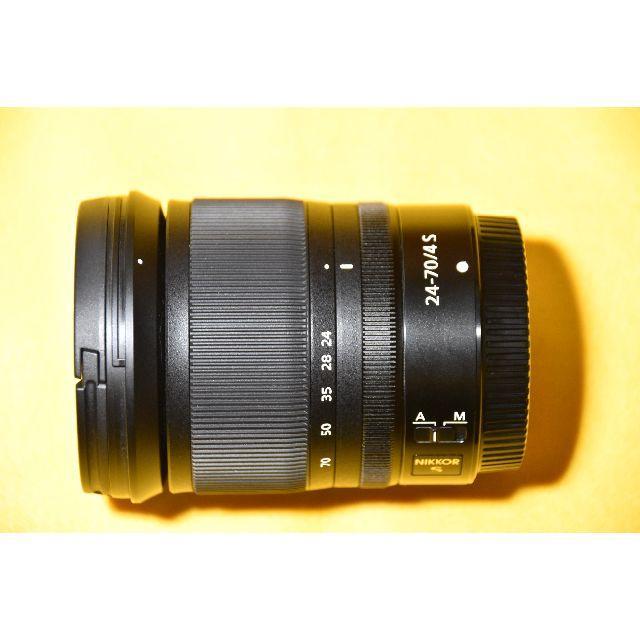 Nikon(ニコン)のニコン NIKKOR Z 24-70mm f/4 S   スマホ/家電/カメラのカメラ(ミラーレス一眼)の商品写真