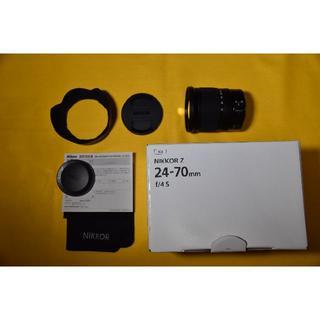 Nikon - ニコン NIKKOR Z 24-70mm f/4 S
