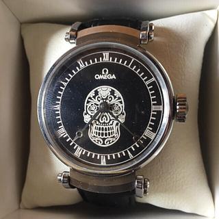 オメガ(OMEGA)のアンティーク オメガ コレクションケース付(腕時計(アナログ))