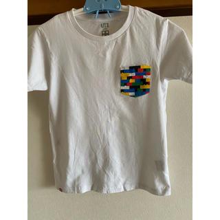 UNIQLO - 【140サイズ ユニクロTシャツ レゴ】