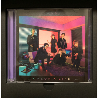 AAA - COLOR A LIFE アルバム 限定盤