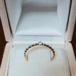 ジュピターゴールドレーベル(jupiter GOLD LABEL)のJupiter*K10 リング(リング(指輪))