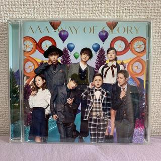 トリプルエー(AAA)のWAY OF GLORY(ポップス/ロック(邦楽))