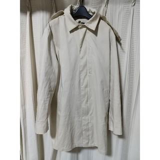 ザラ(ZARA)のZARA MAN ステンカラーコート XLサイズ ベージュ ザラ インポート 服(ステンカラーコート)