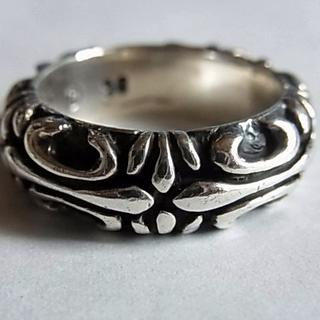 エーアンドジー(A&G)の美品エーアンドジーA&Gリング指輪21号SVシルバー925(リング(指輪))
