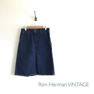 ロンハーマン(Ron Herman)の極美品⭐️Ron Herman ViNTAGE デニムスカート(ひざ丈スカート)