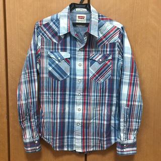 リーバイス(Levi's)のリーバイス ウエスタンシャツ チェックシャツ(シャツ)