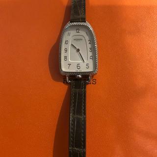 Hermes - エルメス 時計 ダイヤ ギャロップ