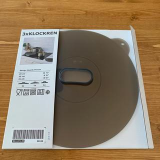 イケア(IKEA)のIKEA シリコン鍋蓋(鍋/フライパン)