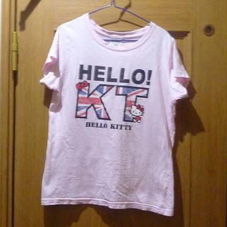 ハローキティ(ハローキティ)のIGNIO ハローキティのTシャツ サイズ140 (490)(Tシャツ/カットソー)
