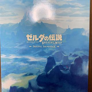 ニンテンドースイッチ(Nintendo Switch)のブレスオブザワイルド オリジナルサウンドトラック(ゲーム音楽)