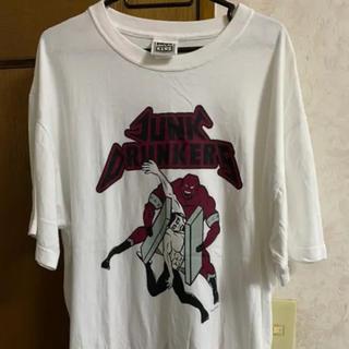 パンクドランカーズ(PUNK DRUNKERS)のパンクドランカーズ キン肉マン コラボ  Tシャツ XL(Tシャツ/カットソー(半袖/袖なし))