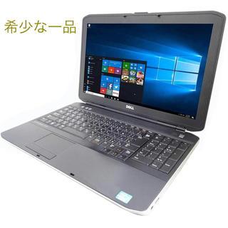 デル(DELL)のDELL E5530 (新品SSD:120GB)(ノートPC)