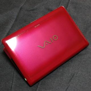SONY - 【フルカスタマイズ】VAIO EB 2011冬モデル【グラデーションピンク?】