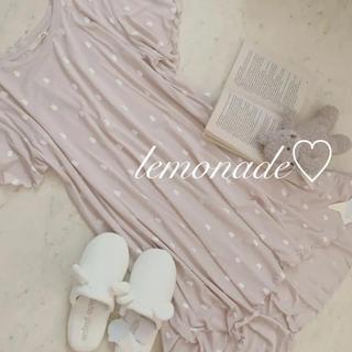 gelato pique - レア♡ベアモチーフドレス♡ピンク