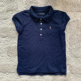 ポロラルフローレン(POLO RALPH LAUREN)のラルフローレン ポロシャツ 女の子 5T(Tシャツ/カットソー)