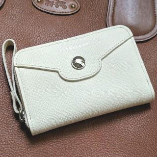 LONGCHAMP - 未使用★ロンシャンミニ財布