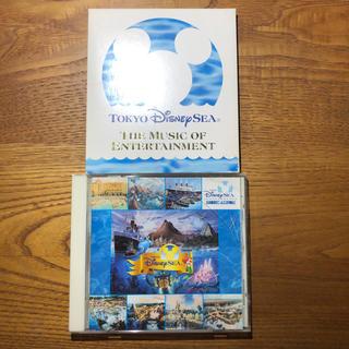 ディズニー(Disney)の【2枚セット】東京ディズニーシー 関連CD(キッズ/ファミリー)