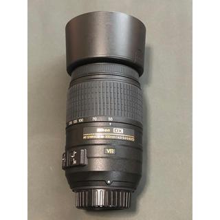 ニコン(Nikon)のNikkor 55-300mm 望遠ズームレンズ(レンズ(ズーム))